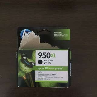 HP 950XL Black Cartridge Ink
