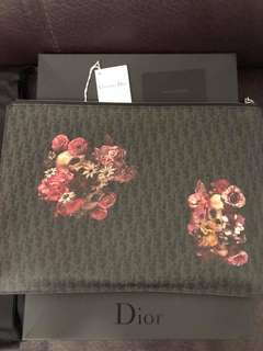 DIOR HOMME CLUTCH 100%REAL 95%NEW