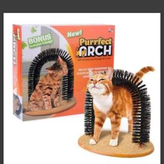 Purrfect Arch Self Grooming & Massaging Cat Toy