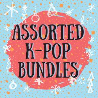 Assorted K-pop Bundles