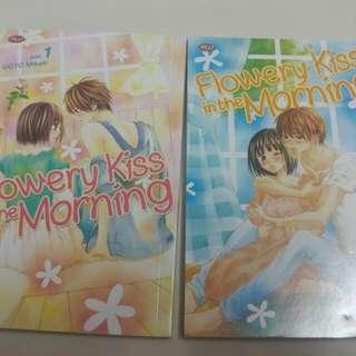 flower kiss in the morning vol. 1 dan 2