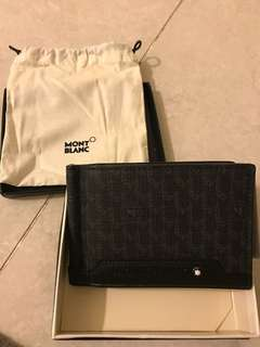 Real Montblanc wallet for men