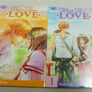 More than love vol. 1 and 2