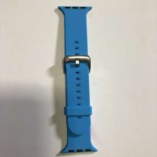 Apple Watch 38mm Strap in Blue