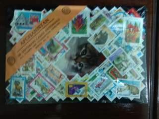 Afhanistan 100 large pictorial stamp pack
