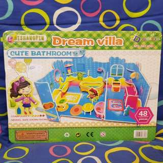 3D Puzzles for Children #88516