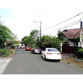 For Sale 240sqm LOT in Don Enrique Heights Quezon City nr Commonwealth