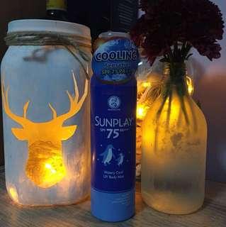 SUNPLAY SPF75pa++ Watery Cool UV Body Mist