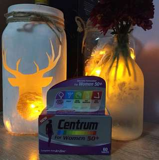 Centrum for Woman 50+ (60 Tablets)