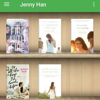 Jenny Han Ebook
