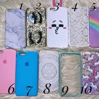 Preloved Iphone 6 plus cases