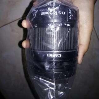 Lensa Canon 18-55mm