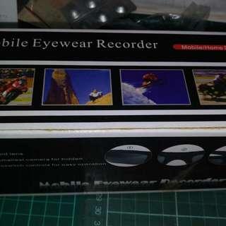 錄音錄影太陽眼鏡型,行車、捉猴適用
