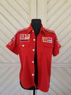 Ferrari Button-Down