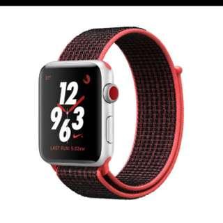 Apple Watch Nike plus series 3
