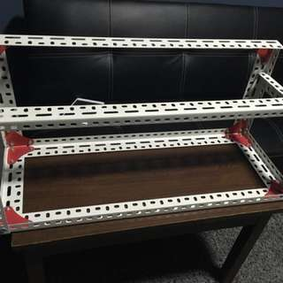 Metal mining rig frame for 8GPU