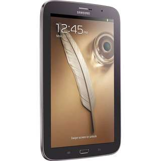 Samsung note 8.0,4g,Sim slot,Brown color,stylus,used 🌸👍🏻👍🏻👍🏻