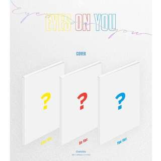 GOT7 EYES ON YOU PREORDER