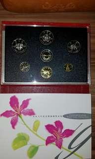 1997 香港紀念精鑄套裝