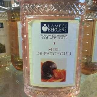 Lampe berger miel de patchouli