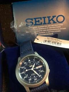 Seiko 5 snk807 automatic new !
