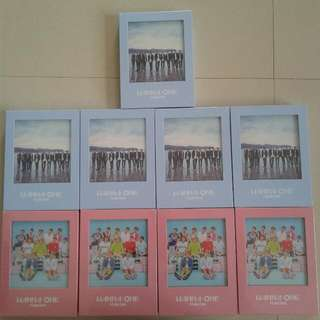 READY STOCK WANNA ONE TO BE ONE ALBUM