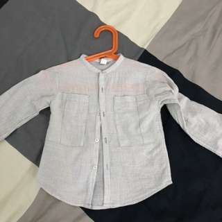 Shirt for toddler boys