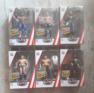 WWE Elite Series 56