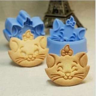 10060 - Oliver Kitten Cutters 2pcs