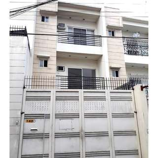 For Sale Income Generating 3 Storey Townhouse in Regidor St. San Juan City
