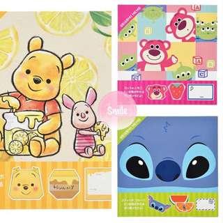 Winnie the Pooh / 勞蘇 / 史迪仔 | 摺紙