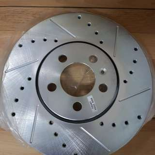 288mm sport replacement rotor