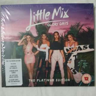 [Music Empire] Little Mix - Glory Days The Platinum Edition CD + DVD Album