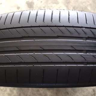 235/55/19 Continental CSC5 Tyres On Sale