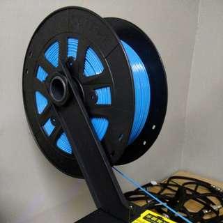 1.75mm PLA 3D Printer Filament - 1kg Spool