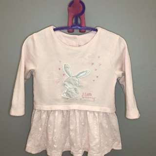 Mothercare Dress 6-9M