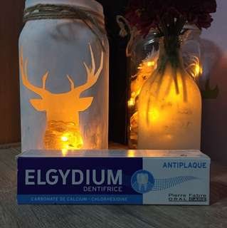 ELGYDIUM ANTI PLAGUE toothpaste