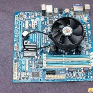 I7 2600 連Gigabyte底板H67
