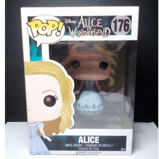 Funko POP! Alice in Wonderland Alice Vinyl Figure