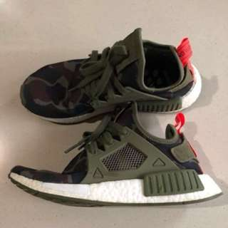 NMD XR1 Duck Camo (GREEN)