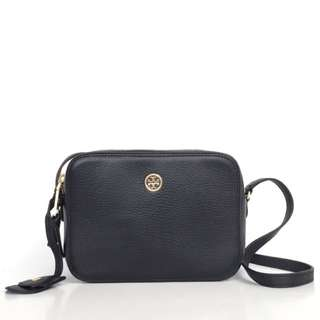 Tory Burch Robinson Double Zip Crossbody