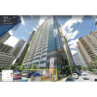 For Sale Condo Unit in Prestige Tower, Ortigas Center Pasig City  INCOME GENERATING PROPERTY