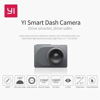 YI Smart DashCam