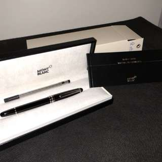 Mont Blanc pen brand new