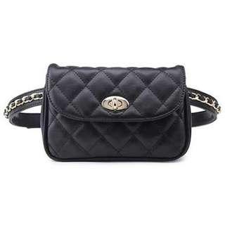 Luxury waist bag