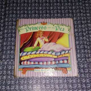 Story Book for Kids (The Princess and the Pea)