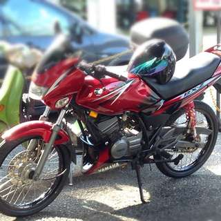 Yamaha RXZ 3bs Up for Rent