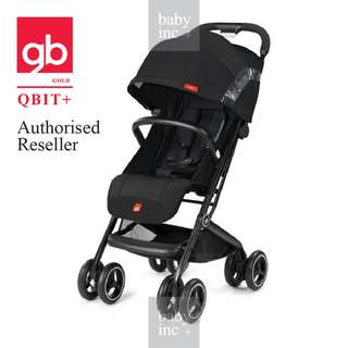 GB Qbit Plus (Black) - Collection 2018 New Model - New