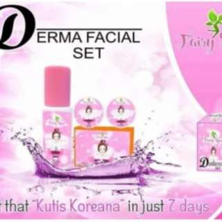 Fairy Skin Derma & Glowing Set