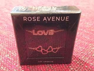 全新Rose Avenue Rose Gold Bracelets